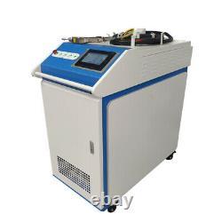 1000W 1500W JPT Laser Welding Machine Handheld for Metal Aluminium brass Steel