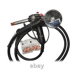10ft Spool Gun Aluminum Welding fit Everlast Power i-MIG 140E Mig Welder