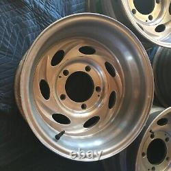 15x8 Weld Racing Forged Typhoon Wheels Ford F100 Van 1/2 Ton 5x5.5 5x139.7mm