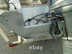 1994 Smith Root Electro-fishing / Bow Fishing Aluminum All-weld 18' Boat/skiff