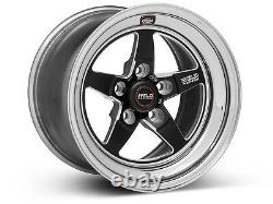 2010 2011 2012 2013 2014 Mustang GT Weld RTS RT-S Forged Aluminum Black 15x10
