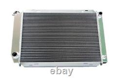 3 Cores Weld Aluminum Radiator FIT 1978-1993 79 Ford Mustang 5.0L/2.3L V8 M/T
