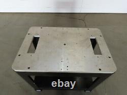 36x23-1/2x31 1 Aluminum Top Machine Base Welding Work Bench Table