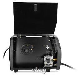 3IN1 MIG Welder 220V 200A Weld Aluminum LCD MMA TIG Welding Machine HBM2280