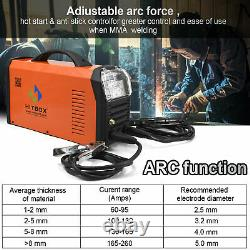 4in1 Multifunction TIG Welder AC/DC 200A Pulse TIG MMA Aluminum Welding Machine