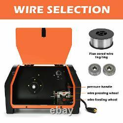 5 in 1 200Amp 110V 220V Aluminum MIG Welder Inverter Gas TIG MIG Welding Machine