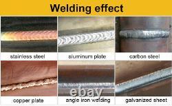 5 in1 Aluminum Welding MIG Welder 200A 110V 220V MIG ARC TIG Welding Machine