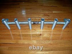 6 Rod Rocket Launcher / Byerly's Welding / Custom to fit your boat