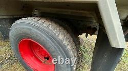 9065 2004 International 4300 1989 Tech Weld Aluminum Fuel Tank 2800 Gal
