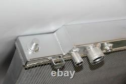 ALL Aluminum Radiator For 1999-03 Ford 7.3L Powerstroke Diesel V10/V8 TIG Weld