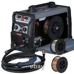 AMICO MTS-205, 205A MIG/MAG/TIG/Stick Arc Combo Welder, Spool Gun Weld Aluminum