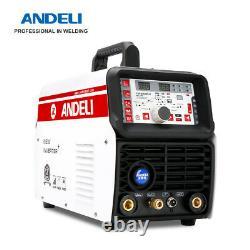 ANDELI Aluminum Welding Machine TIG Welder with AC DC Pulse Cold Welding Machine