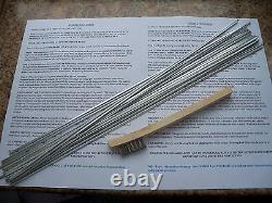 Aluminium Brazing Rods Welding Rods Aluminium Repair Rods