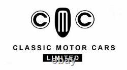 Aluminium Jaguar E Type Bonnet Louvers/Vents Weld in Exact Original Pattern