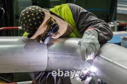 Aluminium WELDERS 200A AC DC Argon TIG MMA WELDING MACHINE TSE200G WELDING 230V