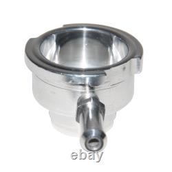 Aluminum Weld On Radiator Filler Neck 1-1/4 And 1 Free Radiator Cap