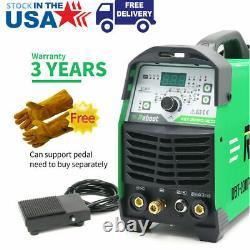 Aluminum Welder TIG200P AC DC 200 Amps 4 in 1 IGBT Inverter HF Welding Machine