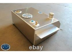 Boyd Welding C10 Aluminum Fuel Tank, Bed Fill, Carb, withExtra, 63-66, 67-72
