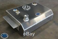 Boyd Welding C10 Aluminum Fuel Tank, Bed Fill, EFI, withExtra, 63-66, 67-72 C10