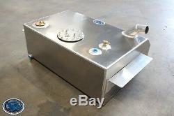 Boyd Welding C10 Aluminum Fuel Tank, Side Fill, EFI 63-66, 67-72