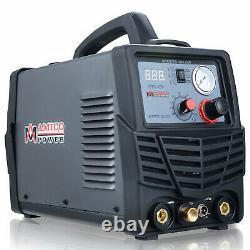 CTS-180 Combo 40A Plasma Cutter, 180A TIG Torch/Stick/Arc Welder 3-IN-1 Welding