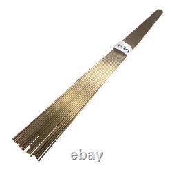 ERCuAl-A2 Aluminum Bronze A2 Copper TIG Welding Wire 3/32 x 36 1-Lb