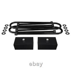 For 99-04 Ford F250 F350 Super Duty 4x4 3.5 Front + 2 Rear Lift Kit + ProComp