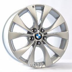 Genuine Bmw 20 X5 E70 227 M Sport 11j Rear Alloy Wheel No Cracks No Welds