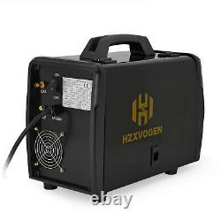HZXVOGEN MIG/TIG/Stick Arc 3IN1 Combo Welder Weld Aluminum 110V 220V HBM2280 US