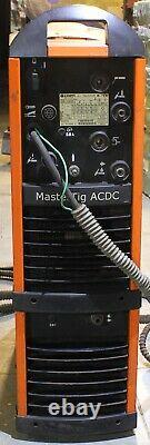 Kemppi master tig ACDC pulse 3500W Inverter welding machine