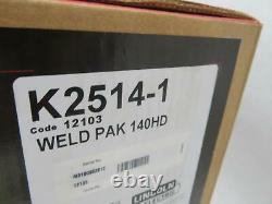 Lincoln Electric 140HD Weld Pak K2514-1