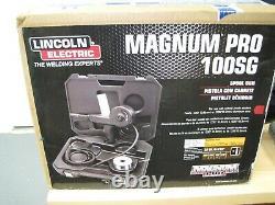 Lincoln Electric Magnum Pro 100SG Aluminum Welding Spool Gun