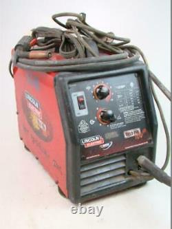 Lincoln Electric Weld Pak 100HD Mig Welder, 115v, 10965