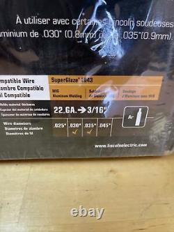 Lincoln K2532-1 Magnum 100SG Aluminum Mig Welding Spool Gun