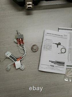 Lincoln Magnum Pro 100SG Aluminum Welding Spool Gun MISSING CONTACT TIPS