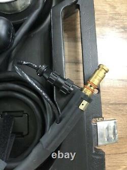 Lincoln Magnum Pro 100SG Aluminum Welding Spool Gun With Case