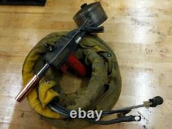 Lincoln Magnum SG MIG Welding Spool Gun K487-25 to mig weld aluminum with wire