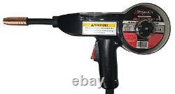 Longevity SPOOLGUN 140, Aluminum Welding Capable MIG Gun