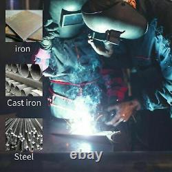 MIG Pulse 2000P Aluminum Welder IGBT 220V MIG GAS STICK 5 IN 1 WELDING 2T / 4T