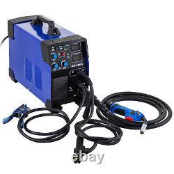 MIG Welder Welding Machine 200 Amp IGBT MIG MMA TIG 3 in 1 Welder 220V