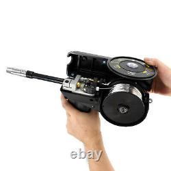 MIG Welding Machine Aluminum Spool Gun Wire Feed Feeder for MIG Welder HBM2280