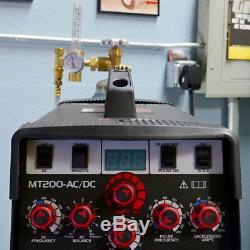 MT200 AC/DC TIG Welding System AK-3S-PRO Stubby Accessory Kit