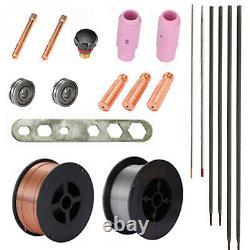 MTS-165 Amp 3-IN-1 MIG/TIG/Stick Arc Combo Welder MIG-Weld Aluminum Welding New