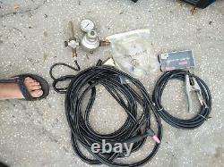 Miller Dynasty 300 DX Welder Tig Stick Ac DC Mig Wire Feed Weld Machine Stinger