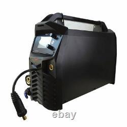 Multifunction Welding Machine Synergic Digital Double Pulse Stainless Aluminum