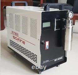 New Oxy-Hydrogen Generator Water Welding Torch Aluminum Welding Machine