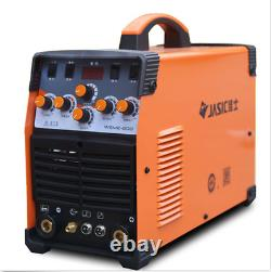New WSME-200 TIG-200 AC DC Pulse TIG Welder Welding Machine Aluminium 220V U