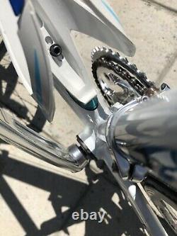 Pinarello Road Race FP Zero Comp Bike, small, 24, 16 Speed, Aluminum 3X B-Weld