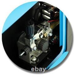 SET MIG/MAG Inverter Welder SYNERGY 4in1 200A Welding machine TIG FLUX Aluminium
