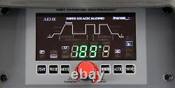 SET TIG Welder AC/DC Pulse 200AMP MULTIPRO SHERMAN welding machine Aluminium